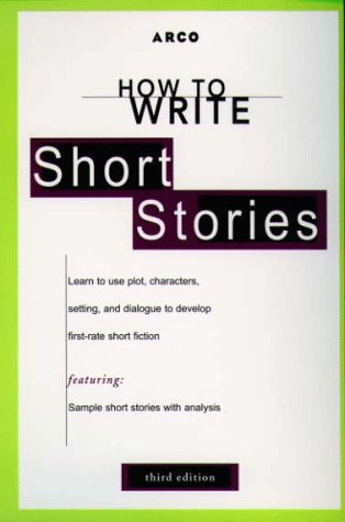 Short story writing books