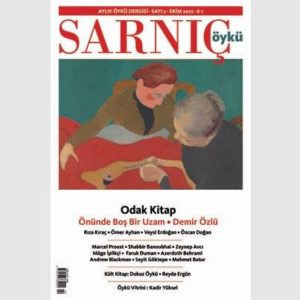 Turkish literary magazine Sarnic Oyku