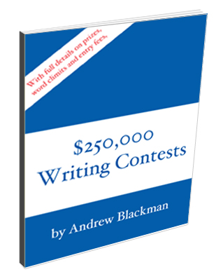 $250,000 Writing Contests