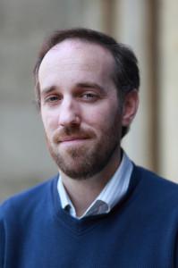 Andrew Blackman portrait